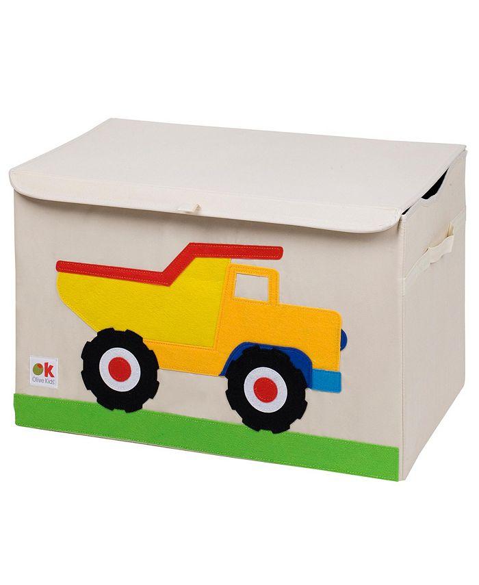 Wildkin - Dump Truck Toy Chest