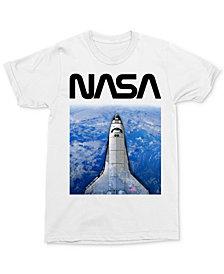 NASA Space Shuttle Men's Graphic T-Shirt