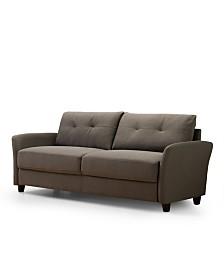 Zinus Ricardo Contemporary Upholstered Sofa