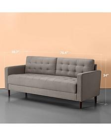 Benton Mid-Century Upholstered Sofa