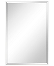 "Frameless Beveled Prism Mirror Panels - 20"" x 30"""