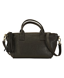 Hadaki Leather Boat Bag