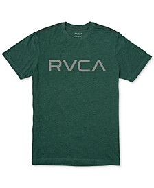 Men's Big RVCA Logo Graphic T-Shirt
