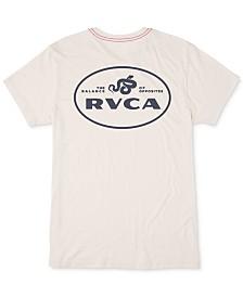 RVCA Men's Slim-Fit Serpent Graphic T-Shirt