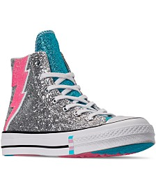 Converse Women's Chuck Taylor All Star 70 High Top Casual Sneakers from Finish Line