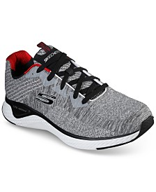 Skechers Men's Solar Fuse Casual Athletic Sneakers from Finish Line
