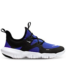 Nike Big Boys Free RN 5.0 Running Sneakers from Finish Line