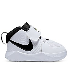 Nike Toddler Boys Team Hustle D 9 Stay-Put Basketball Sneakers from Finish Line