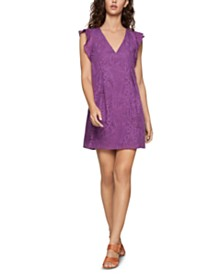 BCBGeneration Bow-Back Shift Dress