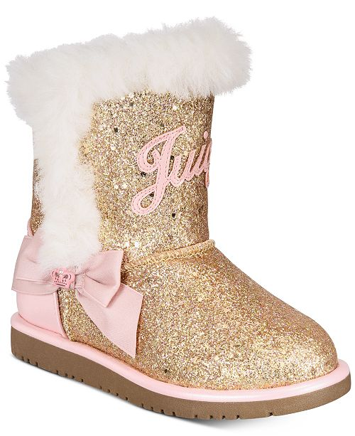 sequin boots for girls