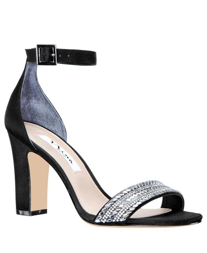 Nina - Suzette ankle strap sandal