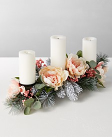 Royal Blush Artificial Centerpiece, Created for Macy's