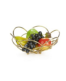 Fruit Bowl Modern Stainless Steel
