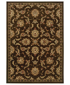 CLOSEOUT! Oriental Weavers Area Rug, Pember 1330N Meshed Brown 8' x 10'