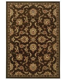 Oriental Weavers Rugs Pember 1330n Meshed Brown