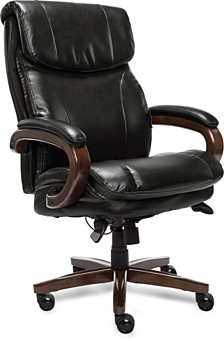 La-Z-Boy Trafford Big Tall Executive Office Chair, Quick Ship