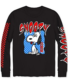 Snoopy Big Chillin Men's Graphic T-Shirt