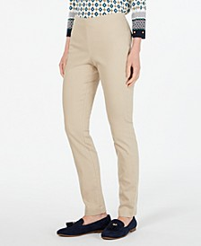 Chelsea Stretch Twill Pants, Created for Macy's