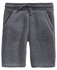 Epic Threads Little Boys Fleece Drawstring Shorts, Created for Macy's