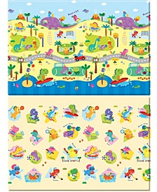 Hoobei Playmat Large Size - Dino Sports
