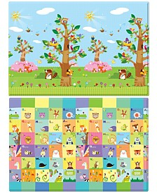 BabyCare Playmat Large Size - Birds in the Trees