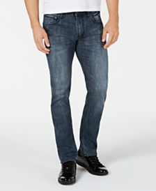 I.N.C. Men's Edwin Slim, Straight Jeans, Created for Macy's