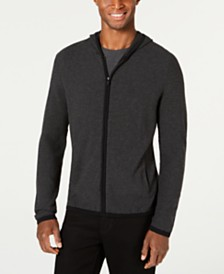 Alfani Men's Sweater Hoodie, Created for Macy's