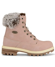 Lugz Women's Empire Hi Fur Boot