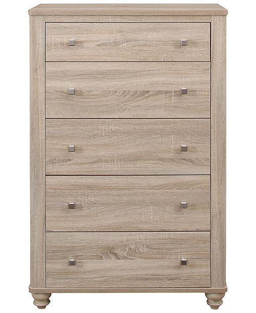 Coaster Home Furnishings Wenham 5-Drawer Chest