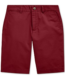Polo Ralph Lauren Big Boys Chino Shorts