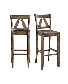 "Flynn 30"" Bar Stool Set"