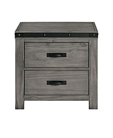 Montauk 2-Drawer Nightstand