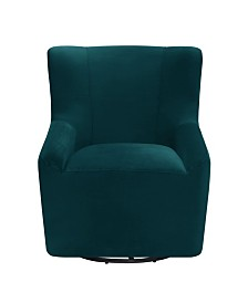 Picket House Furnishings Misha Swivel Accent Chair