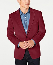 Men's Modern-Fit Corduroy Sport Coat
