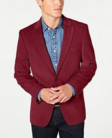 Men's Modern-Fit Corduroy Sport Coat