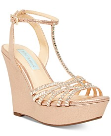 Ember Wedge Sandals