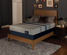 i-Comfort by Serta BLUE Max 1000 13'' Plush Mattress Collection