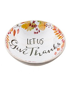 Give Thanks Bowl