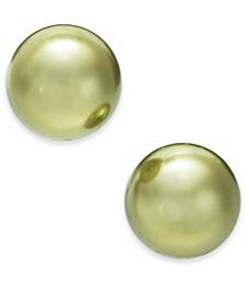 Imitation Pearl (12mm) Stud Earrings, Created for Macy's