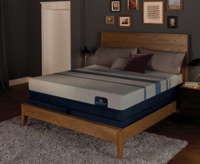 i-Comfort by BLUE Max 3000 14'' Elite Plush Mattress Set- Twin XL