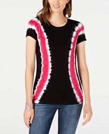 I.N.C. Tie-Dye T-Shirt, Created for Macy's