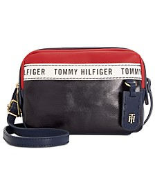 Tommy Hilfiger Juila Coated Canvas Belt Bag
