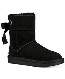 Koolaburra By UGG Toddler & Big Girls Andrah Bow Boots