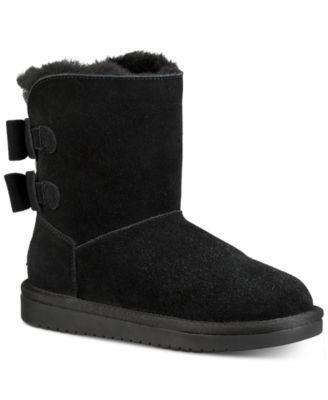 Brand New Girls Snow Boots Winter Purple//Black Size 11-2 3-6