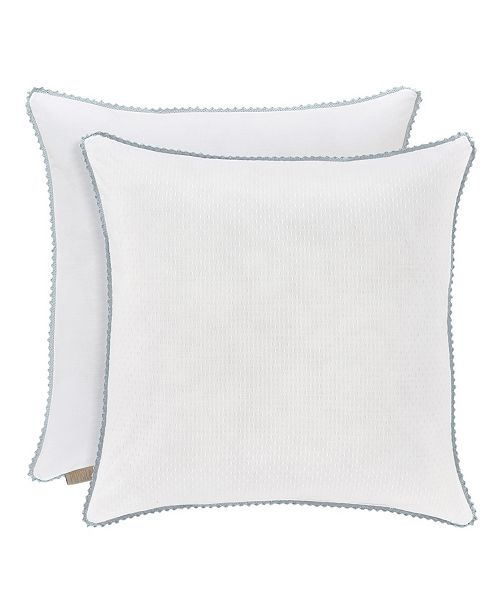 "Piper & Wright Katelyn 18"" Square Decorative Throw Pillow"