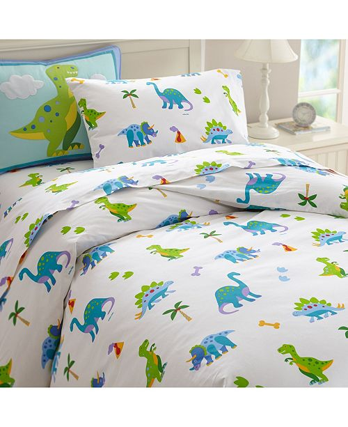 Wildkin Dinosaur Land Full Duvet Cover