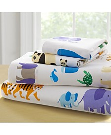 Wildkin's Endangered Animals Full Sheet Set