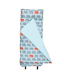 Wildkin's Elephants Original Nap Mat