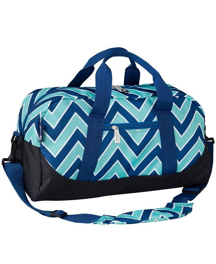 Wildkin - Zigzag Lucite Overnighter Duffel Bag