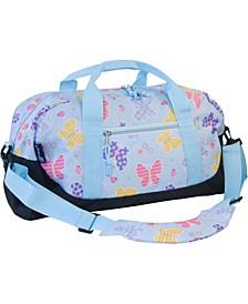 Butterfly Garden Overnighter Duffel Bag